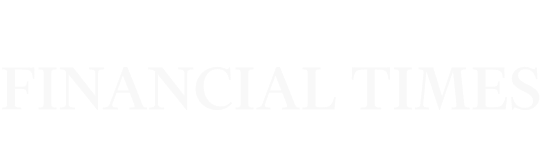 The logo of the Financial Times