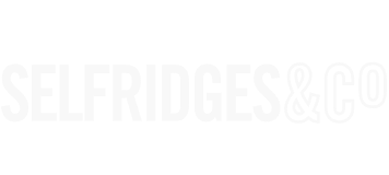 The logo of Selfridges